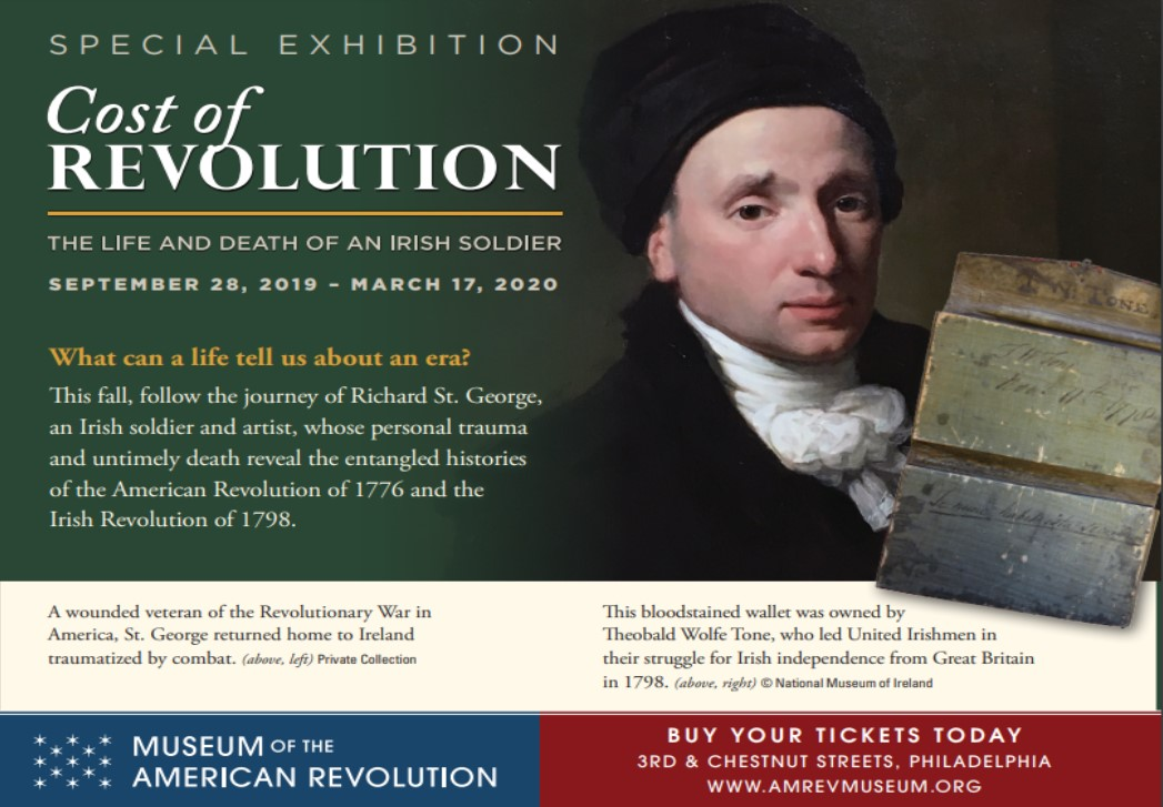 Member Opportunity at The Museum of the American Revolution