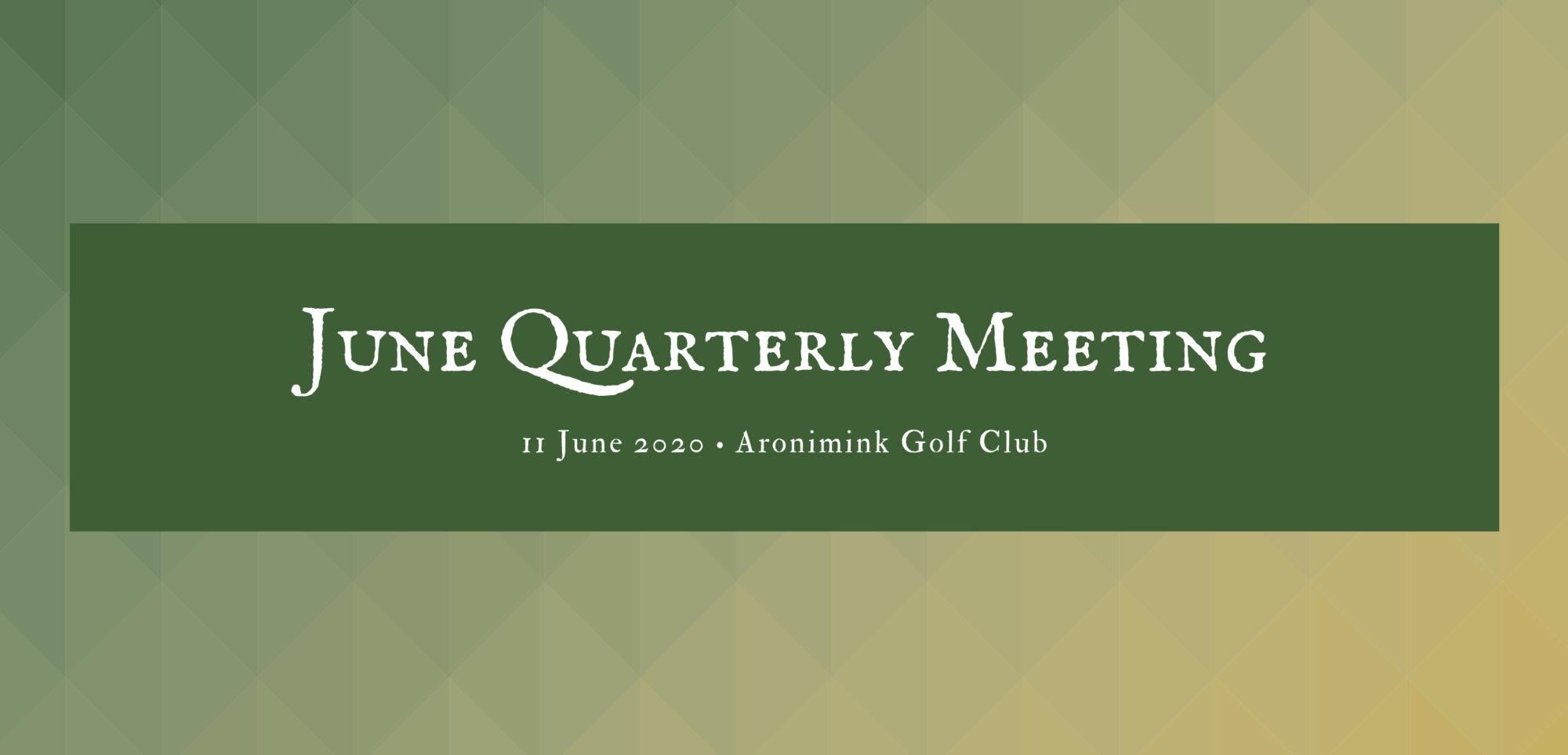 BBQ Summer Social & June Quarterly Meeting